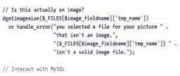 IS THE UPLOADED FILE REALLY AN IMAGE