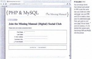 Join the Missing Manual (Digital) Social Club