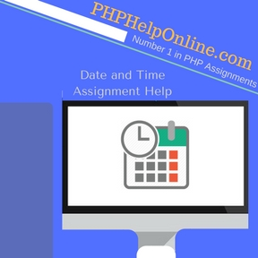 Date and Time Assignment Help