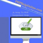 Js Array To PHP  Assignment Help