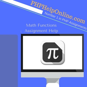 Math Functions Assignment Help